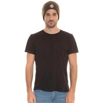 Accessoires textile Homme Bonnets Waxx Bonnet Homme CHICAGO Vert Kaki