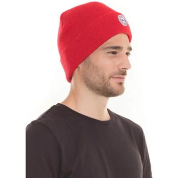 Accessoires textile Homme Bonnets Waxx Bonnet Homme CHICAGO Rouge