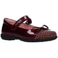 Chaussures Fille Ballerines / babies Pablosky 336969 Niña Burdeos rouge