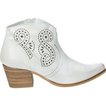 Chaussures Femme Low boots Melcris 3517 blanc
