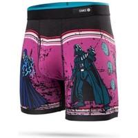 Sous-vêtements Homme Boxers Stance Boxer Long Homme Modal SITHBB Violet Noir STAR WARS Violet