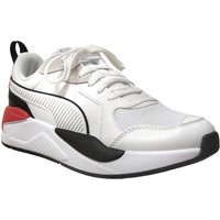 Chaussures Femme Baskets basses Puma X-ray game Blanc/Noir/Rouge
