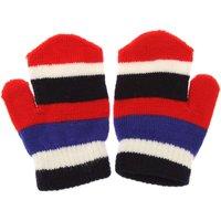 Accessoires textile Enfant Gants Universal Textiles  Rouge/Bleu marine