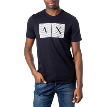 Vêtements Homme T-shirts manches courtes EAX 8NZTCK Z8H4Z bleu