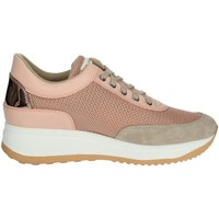Chaussures Femme Baskets montantes Agile By Ruco Line 1304 Poudre rose