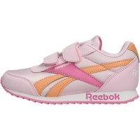 Chaussures Fille Baskets basses Reebok Sport -  royal rosa EF3729 ROSA