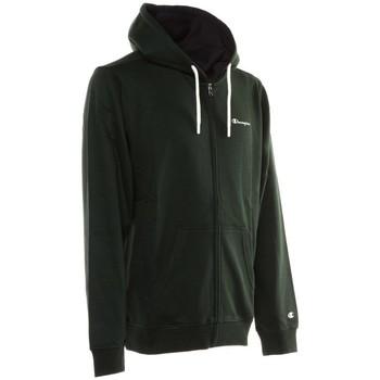 Vêtements Homme Sweats Champion Sweat-shirt à capuche avec fermeture éclair complète Vert