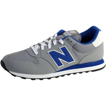 Chaussures Homme Baskets mode New Balance Basket GM500TR Grey