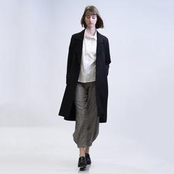 Vêtements Femme Manteaux Yours-Paris ANGELICA NOIR