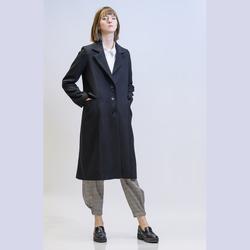 Vêtements Femme Manteaux Yours-Paris ANGILINA NOIR