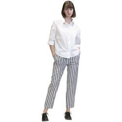 Vêtements Femme Chemises / Chemisiers Yours-Paris SOFIA BLANC