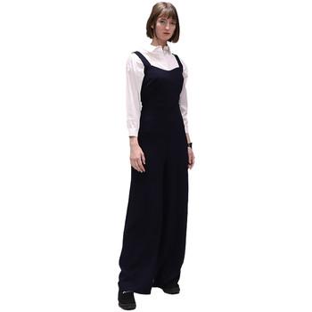 Vêtements Femme Combinaisons / Salopettes Yours-Paris MARGAUX MARINE