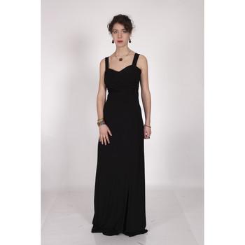 Vêtements Femme Robes longues Yours-Paris ?L?NA NOIR
