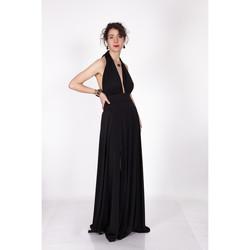 Vêtements Femme Robes longues Yours-Paris CLARA NOIR