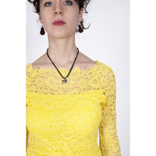 Grande vente IRIS  Yours Paris  tops / blouses  femme  jaune
