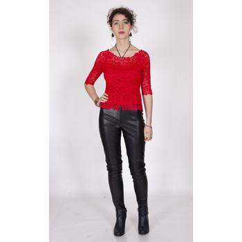Vêtements Femme Tops / Blouses Yours-Paris IRIS ROUGE