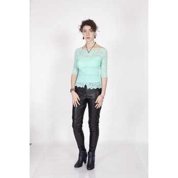 Vêtements Femme Tops / Blouses Yours-Paris IRIS VERT