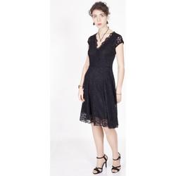 Vêtements Femme Robes courtes Yours-Paris ZO? NOIR