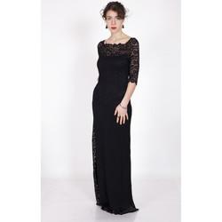 Vêtements Femme Robes longues Yours-Paris LILY NOIR