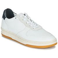 Chaussures Baskets basses Clae MALONE Blanc / Bleu