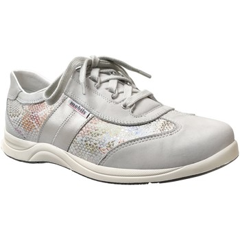 Chaussures Femme Baskets basses Mobils By Mephisto Liria Gris clair cuir