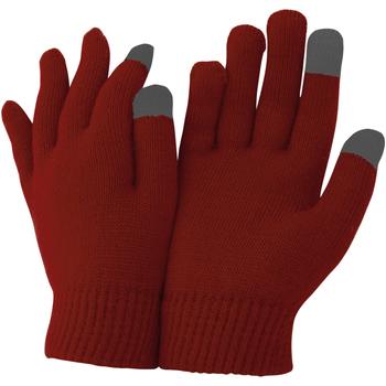 Accessoires textile Gants Floso  Rouge foncé