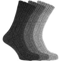 Accessoires Homme Chaussettes Universal Textiles  Nuances de gris