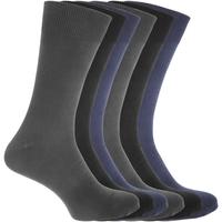 Accessoires Homme Chaussettes Floso  Noir/Bleu marine/Gris foncé