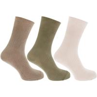 Accessoires textile Homme Chaussettes Universal Textiles  Vert/Beige/Crème