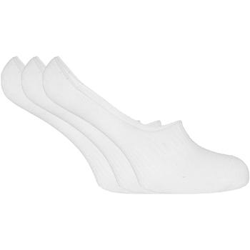 Accessoires Femme Chaussettes Universal Textiles  Blanc