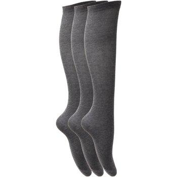 Accessoires Fille Chaussettes Universal Textiles  Gris