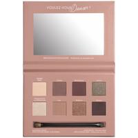 Beauté Femme Palettes maquillage yeux Bourjois Palette Yeux 01-place De L'Opéra-rose Nude Edition 1 u