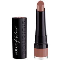 Beauté Femme Rouges à lèvres Bourjois Rouge Fabuleux Lipstick 017-beige Au Lait 2,4 g