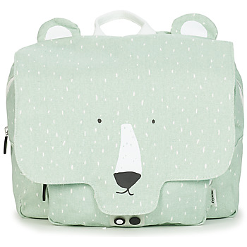 Sacs Enfant Cartables TRIXIE MISTER POLAR BEAR Bleu