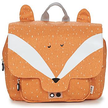 Sacs Enfant Cartables TRIXIE MISTER FOX Orange