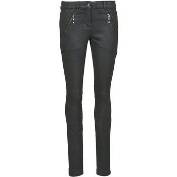 Vêtements Femme Jeans slim Tom Tailor LIRDO Noir huilé