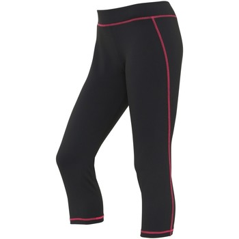 Vêtements Femme Leggings Awdis JC086 Noir/Rose
