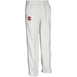 Vêtements Enfant Pantalons de survêtement Gray-Nicolls  Ivoire/Marron