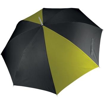 Accessoires textile Parapluies Kimood Golf Noir/Vert