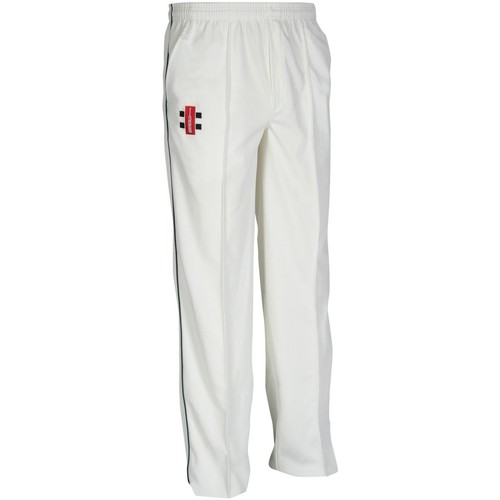 Vêtements Enfant Pantalons de survêtement Gray-Nicolls  Ivoire/Bleu marine