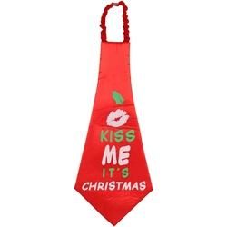 Vêtements Cravates et accessoires Christmas Shop CS252 Rouge
