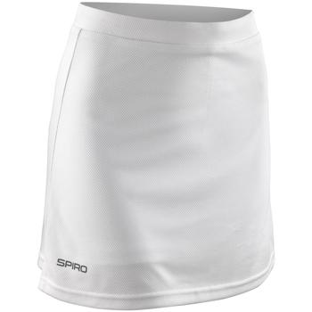 Vêtements Femme Jupes Spiro S261F Blanc