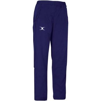 Vêtements Homme Pantalons de survêtement Gilbert GI005 Bleu marine