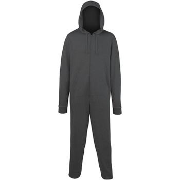 Vêtements Combinaisons / Salopettes Comfy Co CC001 Gris foncé