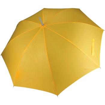 Accessoires textile Parapluies Kimood Golf Jaune