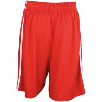 Vêtements Homme Shorts / Bermudas Spiro S279M Rouge/Blanc