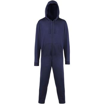 Vêtements Combinaisons / Salopettes Comfy Co CC001 Bleu marine