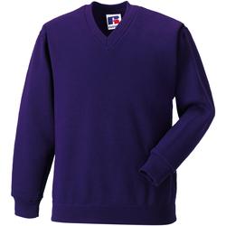 Vêtements Enfant Sweats Jerzees Schoolgear 272B Violet