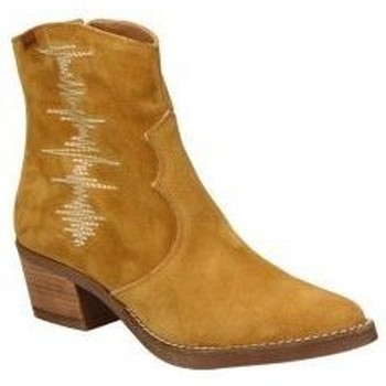 Chaussures Femme Bottines MTNG 58092 Marron