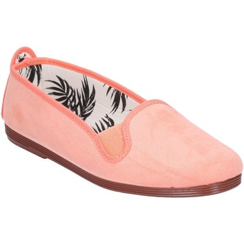 Chaussures Femme Slip ons Flossy  Corail